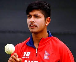 Sandeep Lamichhane contributes Rs 100,000 to govt's COVID fund