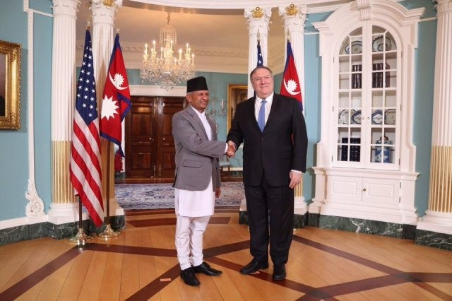 US seeks key role for Nepal in Indo-Pacific as China ups forays