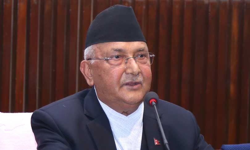 PM Oli faces MPs' questions first time in parliament