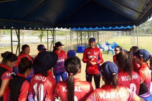 Nepal makes it to semifinal of Women's T20 Smash cricket tournament