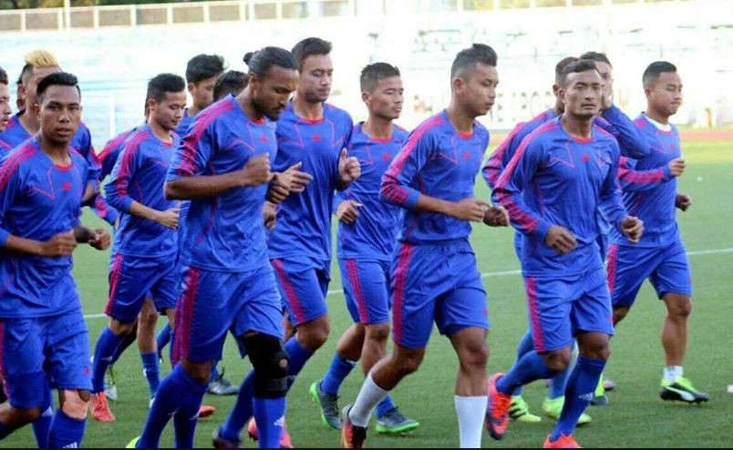 Nepal-Kuwait playing friendship match after 19 years