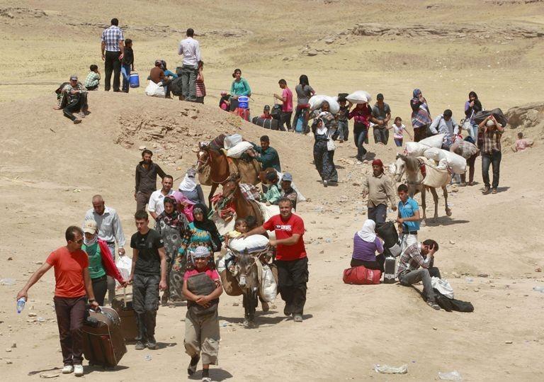 Lebanon says 172,046 Syrian refugees return to homeland from Lebanon