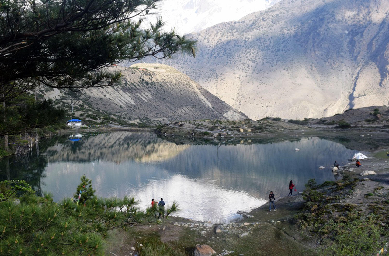 Dhumla Lake