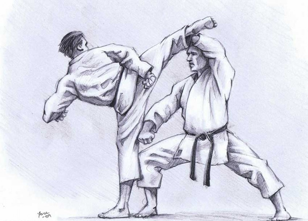 Second International Open Karate Championship kicking off Friday
