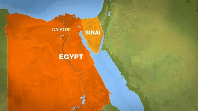 47 militants killed in security raids in Egypt's Sinai