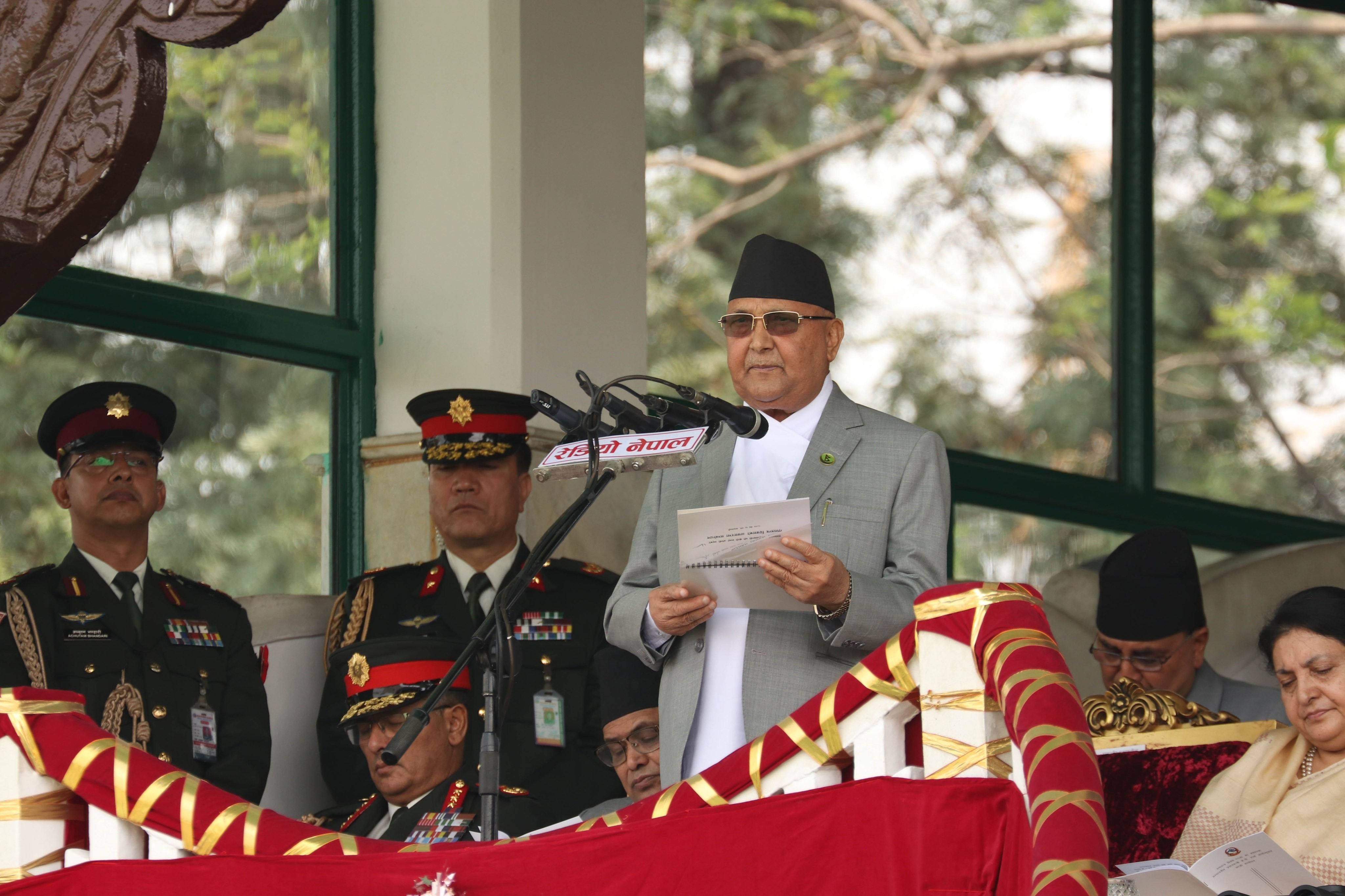 Stability, development, prosperity ultimate goal: PM Oli