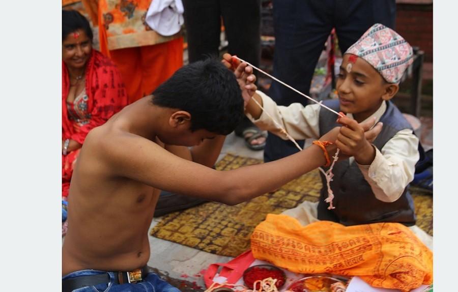 Janai Purnima festival today