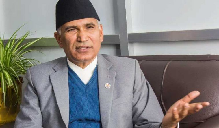 Financial picture challenging due to Covid-19: Minister Poudel