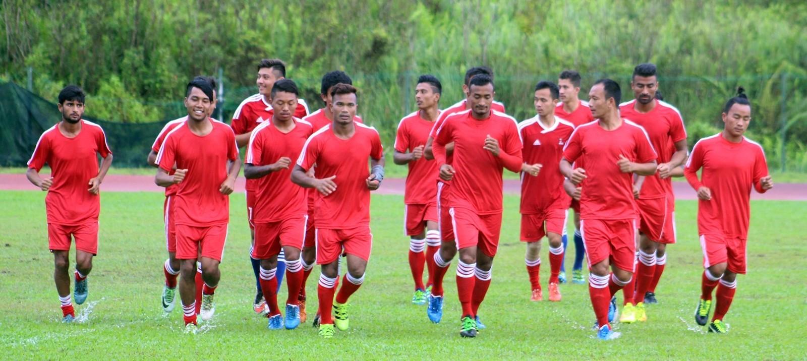 Nepal, Myanmar playing friendly match today