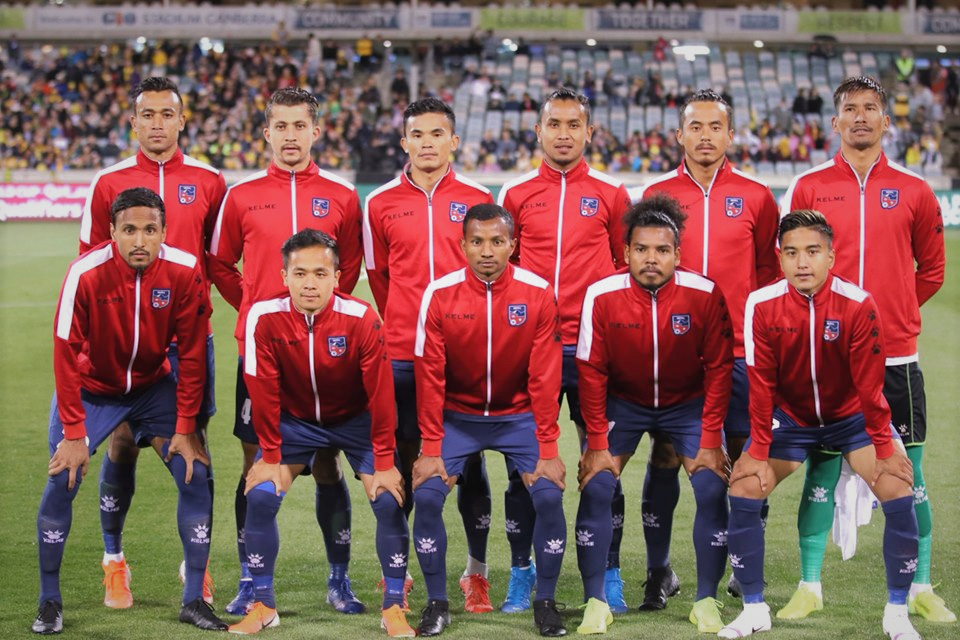 Nepal-Kuwait 2022 World Cup qualifier match  to be played in Bhutan