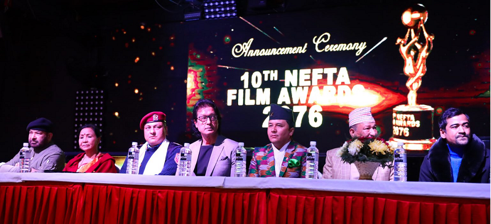 10th NEFTA Film Awards to be held in Nepal