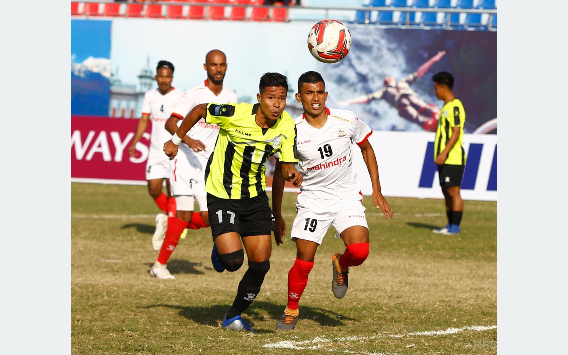 Martyr's Memorial A-Division League 7th phase games to start from Friday