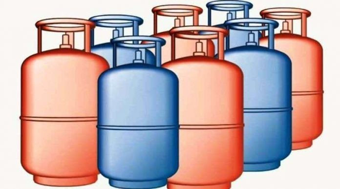 Consumers to get half- filled cylinder gas