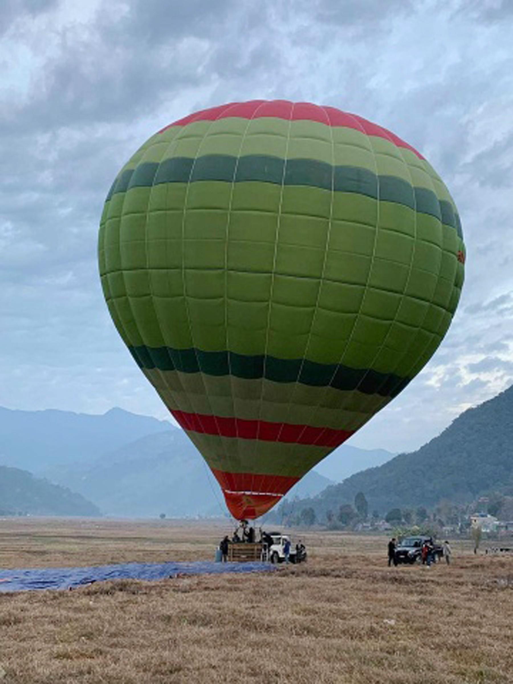 Hot Balloon Air