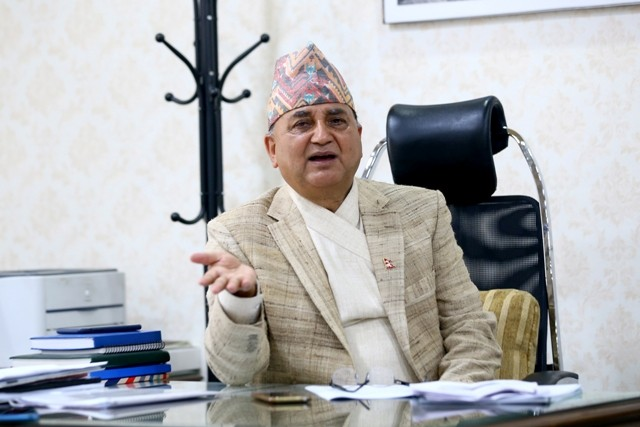 DPM says truth will prevail and Nepal ready to face whatever comes