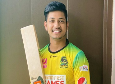 Sandeep Lamichhane goes unsold in IPL