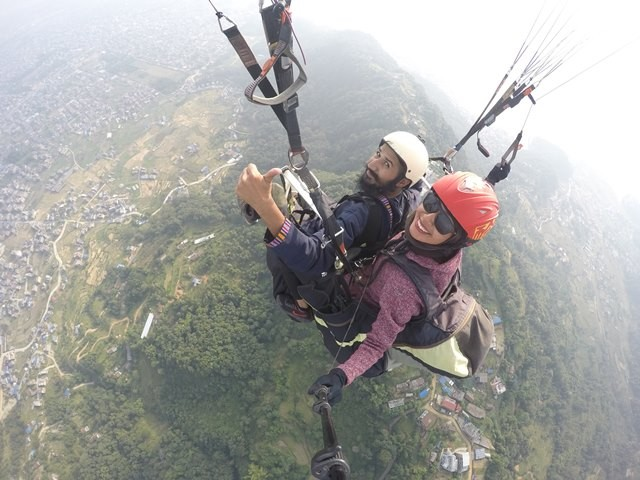 WORLD TOURISM DAY: Tourism talk with Nepal's first female paragliding pilot