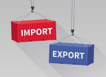 Nepal sees fall in import and rise in export