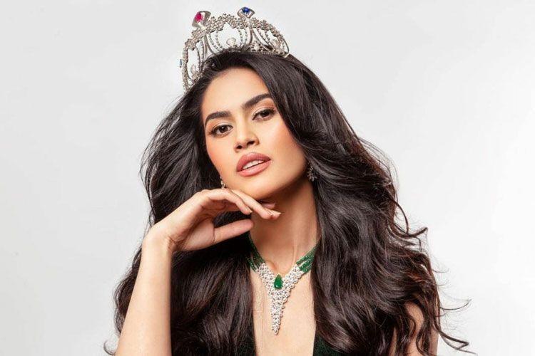 Miss Universe Nepal  2020: Anshika Sharma